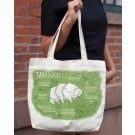 Waterbear Tote Bag