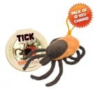 Tick Key Chain 12 Pack