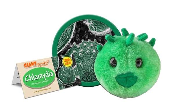 Chlamydia plush