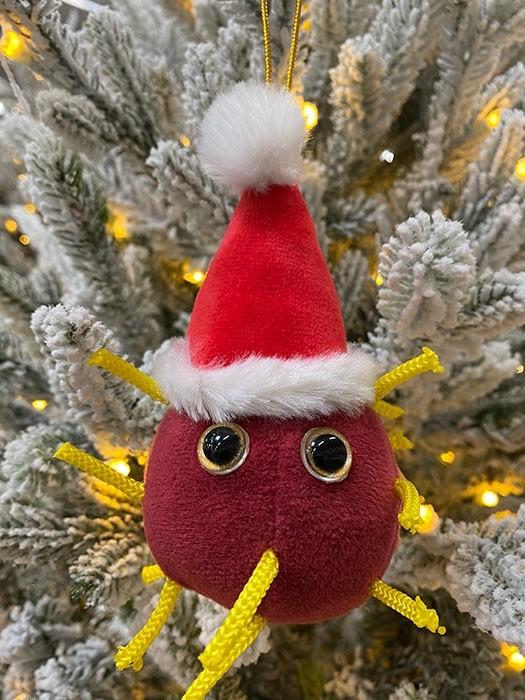 Coronavirus Covid 19 Ornament