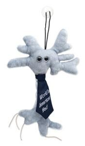 Smart Dad Brain Cell doll