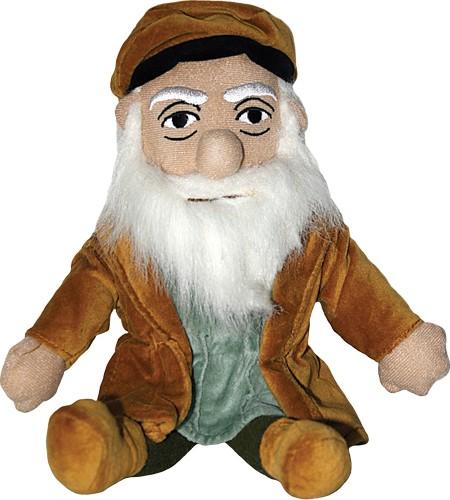 Da Vinci doll