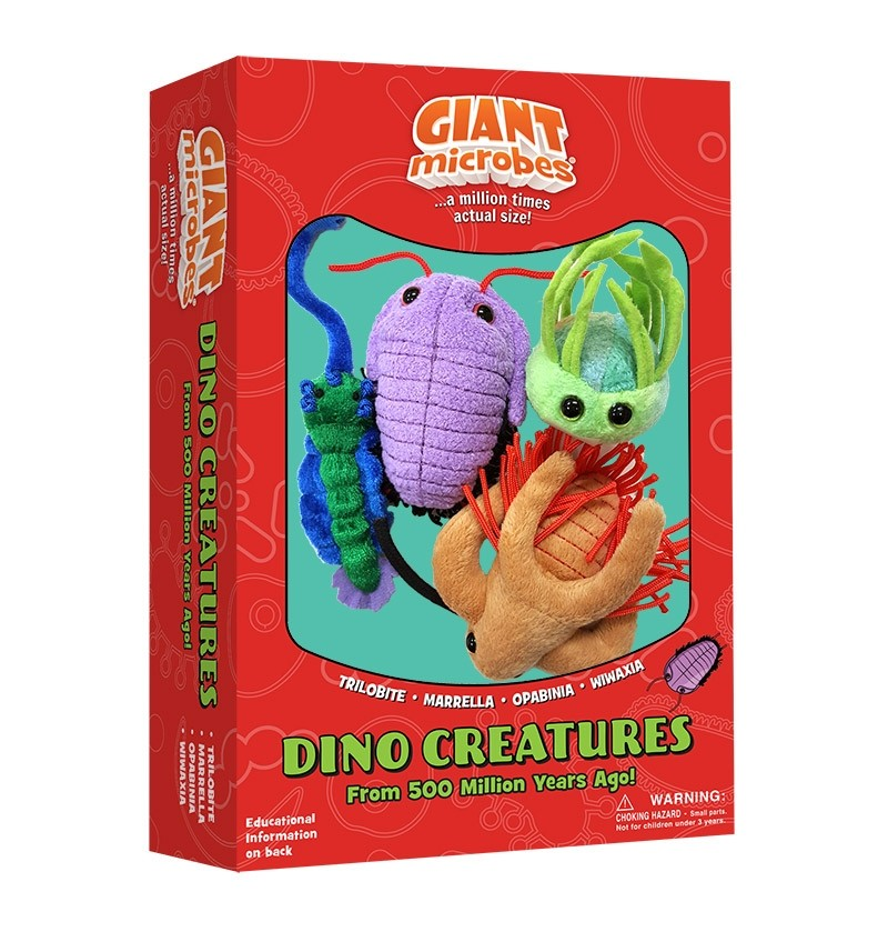 Dino Creatures box