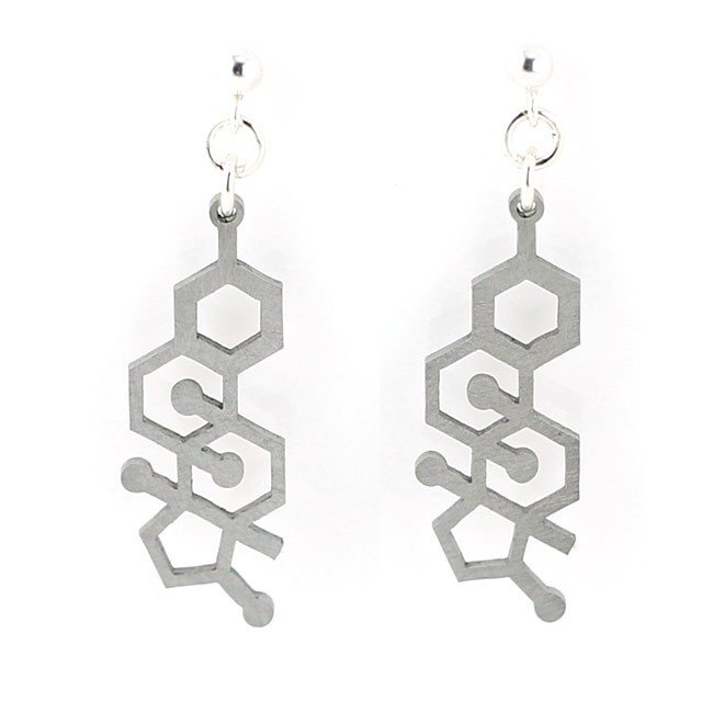 Estrogen earrings