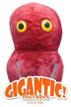 Flesh Eating (Streptococcus pyogenes) Gigantic doll