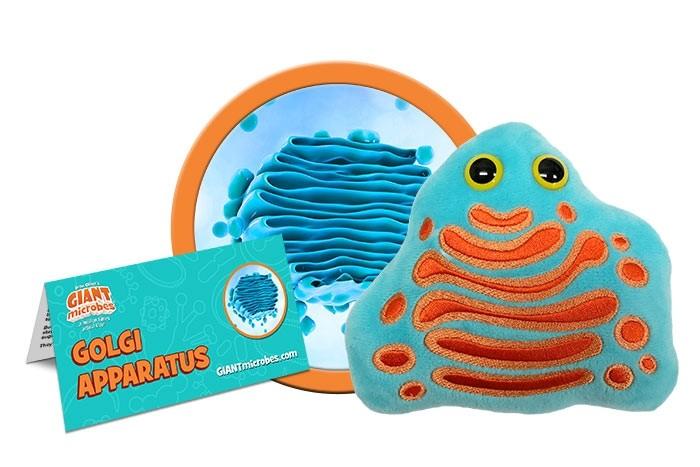 Golgi Apparatus plush doll