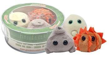 Hay Fever mixed petri dish