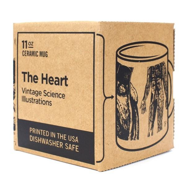 Heart Mug front