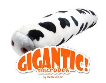 Mad Cow (Bovine Spongiform Encephalopathy) Gigantic doll