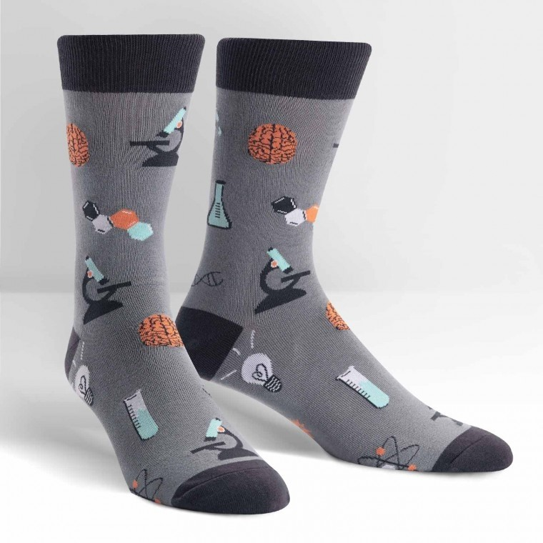 Science crew socks