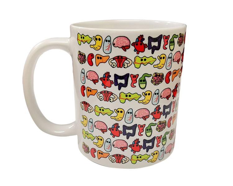 Organs mug