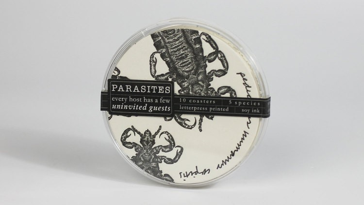 Parasite Coasters