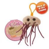 E. Coli Key Chain 12 Pack