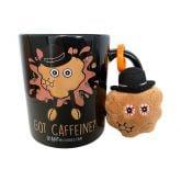 Got Caffeine Mug with mini Caffeine