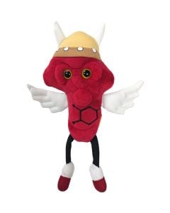 Adrenaline plush doll