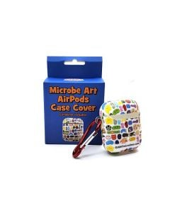 Microbes AirPods case cover
