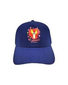 Got Antibodies? hat dark blue front