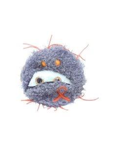 Kidney Cancer plush doll
