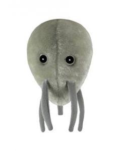 Nano-Virus plush doll