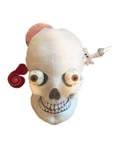 Deluxe Skull plush