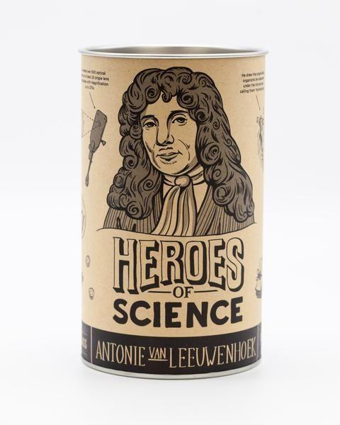 Leeuwenhoek packaging
