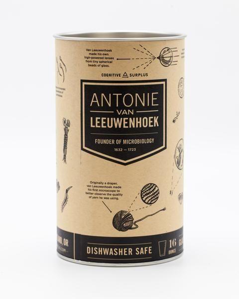 Leeuwenhoek packaging back