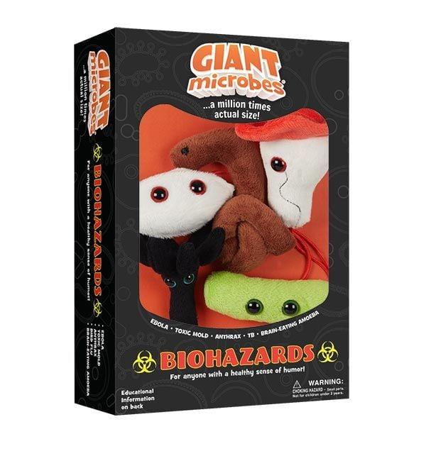 Biohazards box