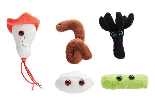 Biohazards dolls