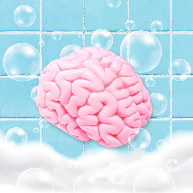Brainwashed soap bubbles