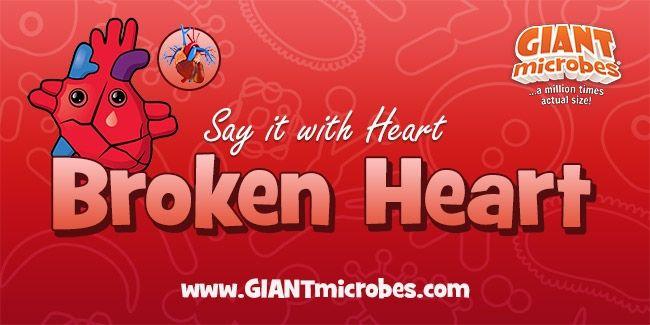 Broken Heart tag