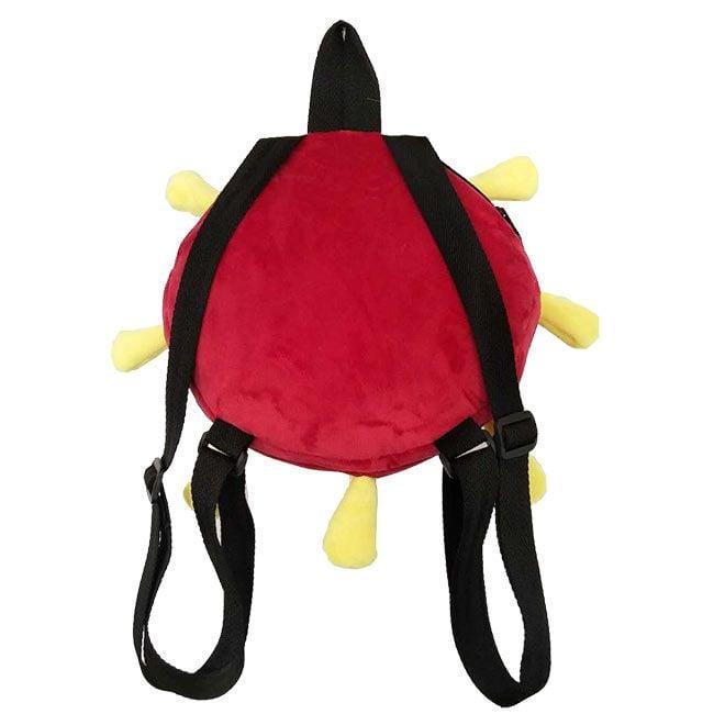 Coronavirus backpack back
