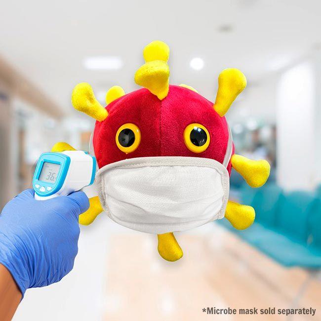 Coronavirus temperature check