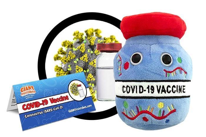 COVID vaccine cluster
