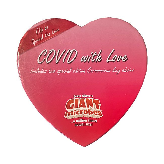 COVID with Love gift box