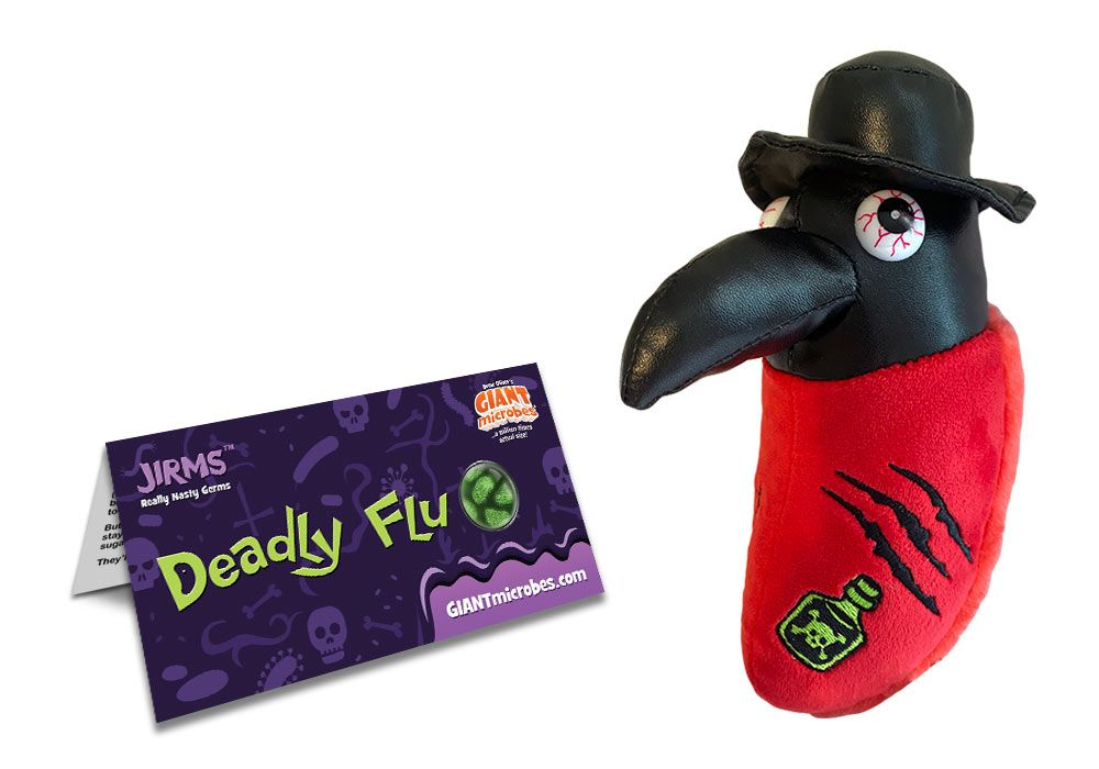 Deadly Flu with tag
