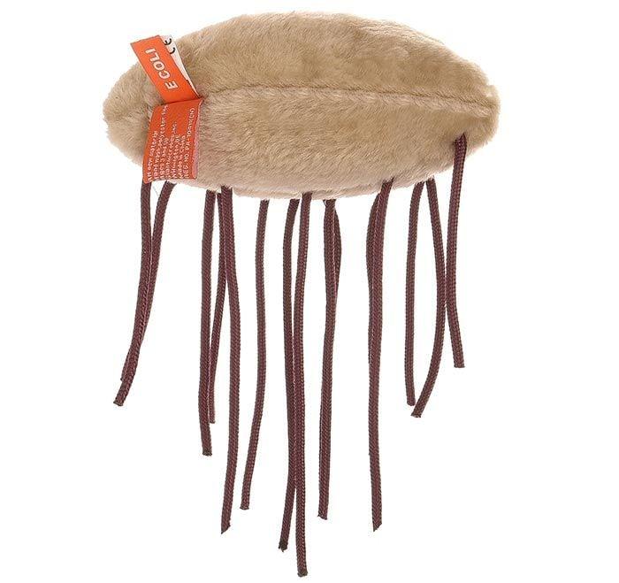 E. coli plush back