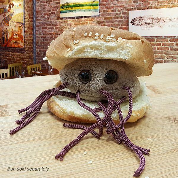 E. coli on bun