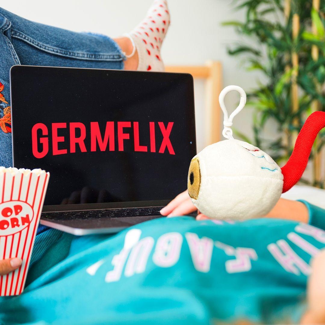 Eye watching Germflix