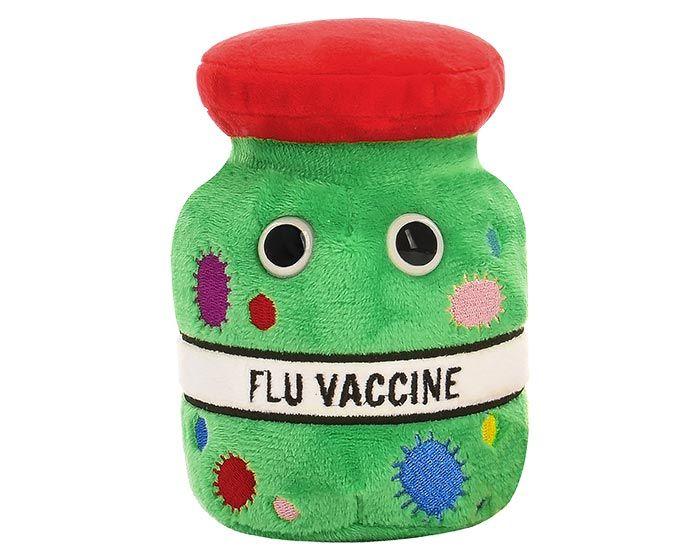 Flu Vaccine plush