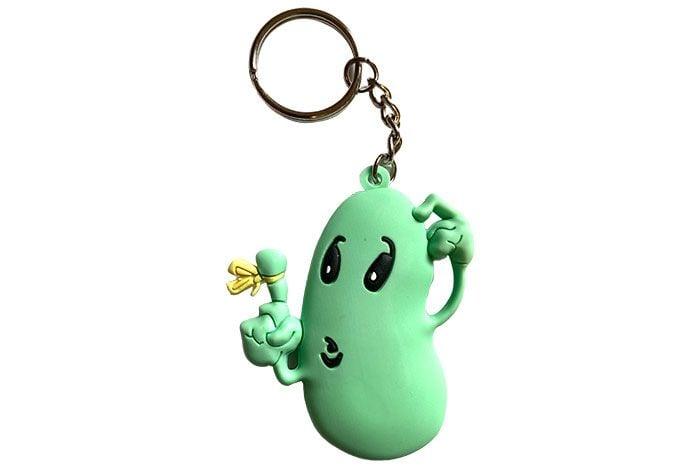 DOC Lou key chain