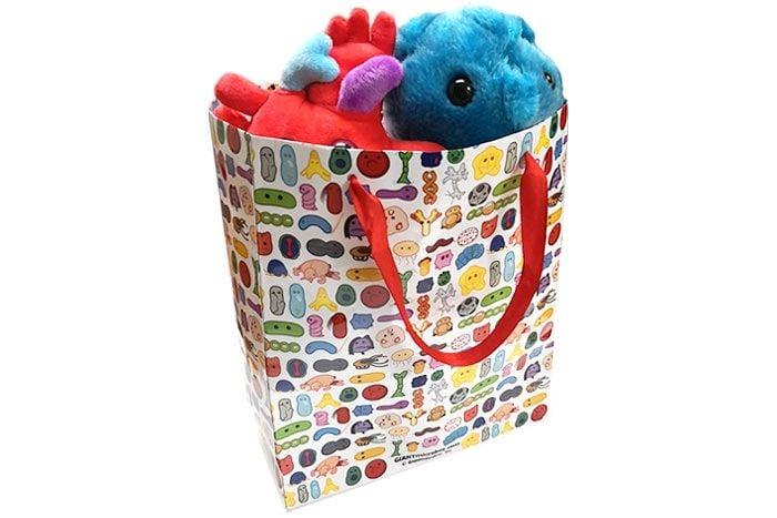 Gift bag full