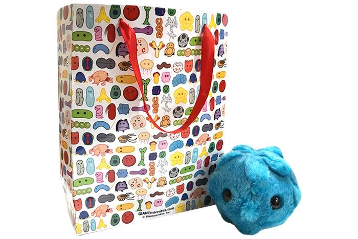 Gift bag with Common Cold