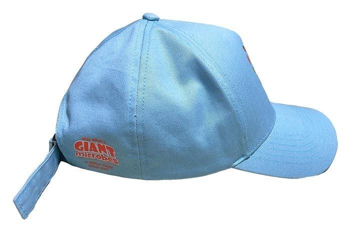 Got Antibodies hat light blue side