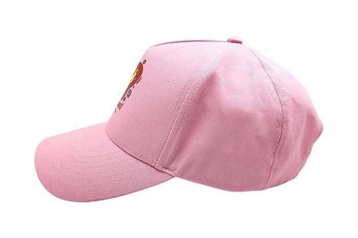 Got Antibodies hat pink side