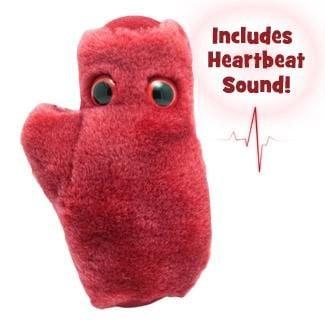 Heart Cell plush