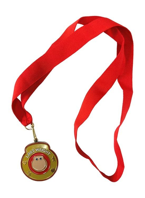 Lost Weight medal