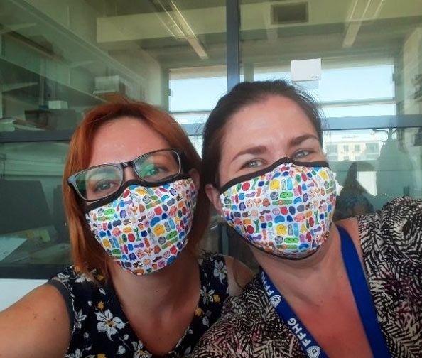 Face mask women