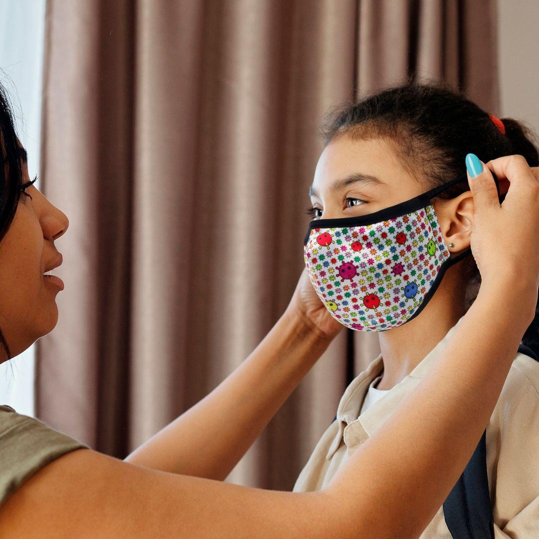 Coronavirus Face Mask models 2
