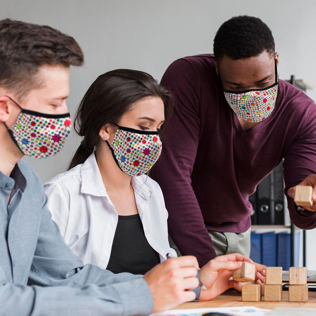 Coronavirus Face Mask models 1