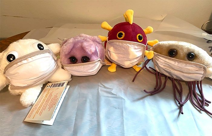 Microbe Mask Group